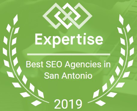 Expertise - San Antonio best SEO agency award 2019